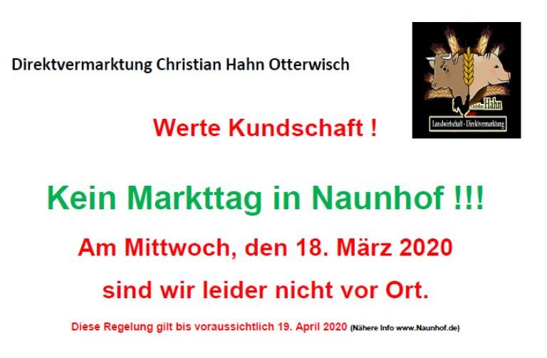 Markt Naunhof